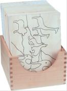 PEBARO Laubsägevorlage, verschiedene Varianten