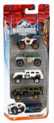 Mattel Matchbox Jurassic World 5er Pack