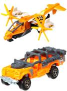 Mattel Land-&Lufteinsatz 2er-Pack