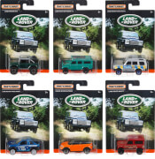 Match Box Land Rover
