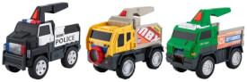 Mattel Matchbox Taschenlampen-Trucks