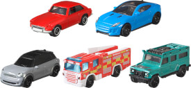 Mattel GWL22 Matchbox Best of UK Die-Cast, sortiert