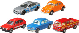 Mattel GWL49 Matchbox Best of Germany Die-Cast, sortiert