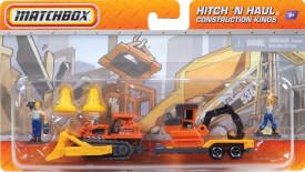 Mattel H1235 Matchbox Hitch N Haul, sortiert