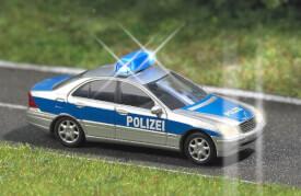 H0 Mercedes Polizei