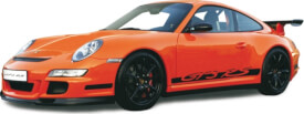 Welly Porsche 911 GT3 RS (997)