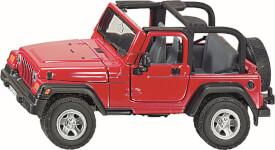 SIKU 4870 FARMER - Jeep Wrangler, 1:32, ab 3 Jahre