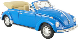 Welly VW Käfer Cabrio offen 1959 1:24