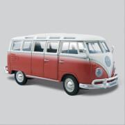 Heinrich Bauer VW Bus Samba 1:25
