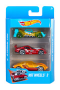 Mattel Hot Wheels 3-Pack sortiert