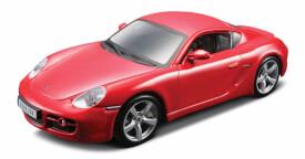BBURAGO HK - BB 1:32 Porsche Cayman S