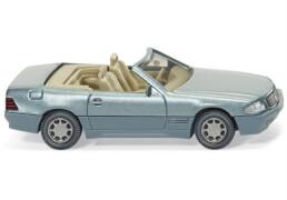 MB 500 SL Cabrio offen