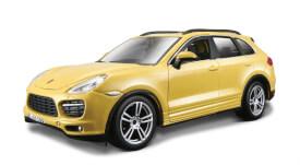 BBURAGO HK - BB 1:24 Porsche Cayenne Turbo