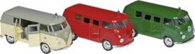 GoKi Volkswagen Microbus (1963), Spritzguss,