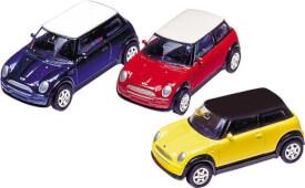 GoKi Mini Cooper (2001), Spritzguss, 1:60,