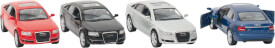 GoKi Audi A6, Spritzguss, 1:38,