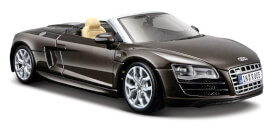 Audi R8 Spyder, metallic braun