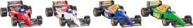 GoKi Formula Racer, Spritzguss,