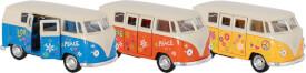 GoKi Volkswagen T1 Bus (1963), Spritzguss, 1:34-39