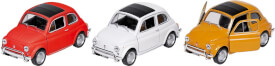 GoKi Fiat Nuova 500, Spritzguss, 1:34-39,