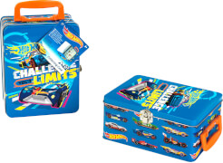 Theo Klein Hot Wheels Sammelkoffer (Metall) für 18 Autos