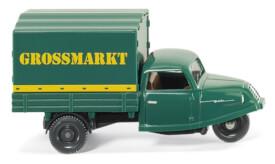 Goli-Dreirad Großmarkt