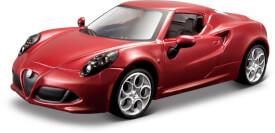 BBURAGO HK - BB 1:32 Alfa Romeo 4C