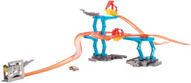 Mattel Hot Wheel Spiralrampen-Turm