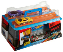 Mattel Hot Wheel Rennstarter-Koffer