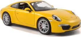 Welly Porsche 911 Carrera S 991 1:24