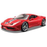 Bburago Ferrari R&P 1:18 Ferrari 458 Speciale