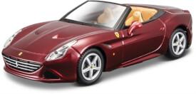 BBURAGO HK -1:43 Ferrari California T (Open Top), weinrot