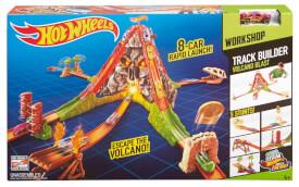 Mattel Hot Wheel Vulkan Superset