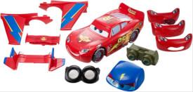 Mattel Cars Verwandlungskünstler McQueen