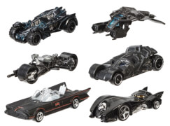 Mattel Hot Wheels Batman, sortiert