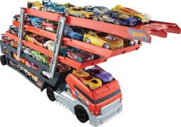 Mattel Hot Wheels Mega Fahrzeug-Transporter