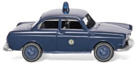 Wiking Polizei - VW 1600 Limousine  Berlin