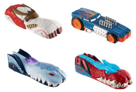 Mattel Hot Wheel Split Speeders Fahrzeug,