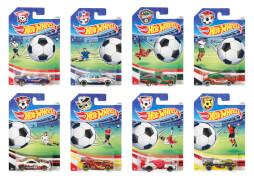 Mattel Hot Wheels Fußball Die-Cast