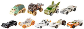 Mattel Hot Wheels  Star Wars Rogue One Character Car
