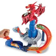 Mattel Hot Wheels Dragon Smash-Showdown Drachen-Spielset