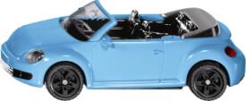 SIKU 1505 SUPER - VW The Beetle Cabrio, ab 3 Jahre