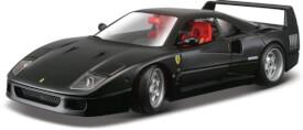 BBURAGO HK - BB 1:18 Original Ferrari F40, rot
