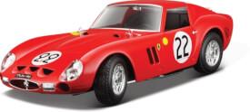 BBURAGO HK - BB 1:18 Original Ferrari 250 GTO, rot