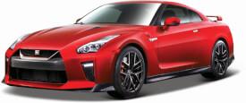 BBURAGO HK - BB 1:24 Nissan GTR (2017)