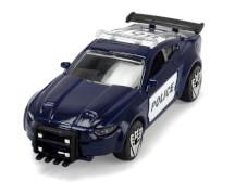 Dickie Toys Transformers M5 Barricade Fahrzeug, 6 cm