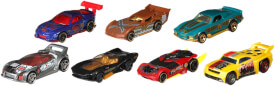 Mattel Hot Wheels Limited Car DC Justice League Fahrzeug, sortiert