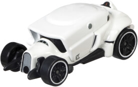 Mattel Hot Wheels Star Wars Episode 8 Character Car sortiert