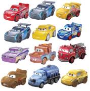Mattel FLG67 Cars Mini Racers 3er-Pack sortiert