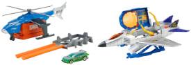 Mattel Hot Wheels FDW70 Launch into Action sortiert